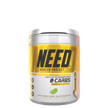 Need 0·Carbs (90 capsulas) De Need Healt Project