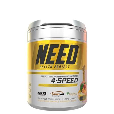 NEED 4·SPEED (300 gr) De Health Project