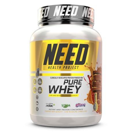 Need Pure Whey (1K) De Need Healt Project