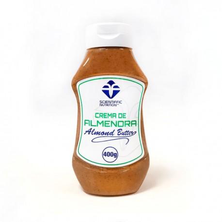 Crema De Almendras De Scientiffic Nutrition