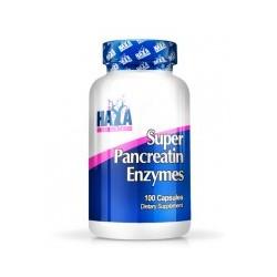 Súper Pancreatina Enzimas (100 capsula) de Haya Labs