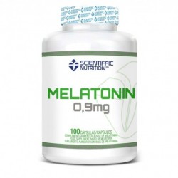 Melatonin (0.9mg) De Scientiffic Nutrition