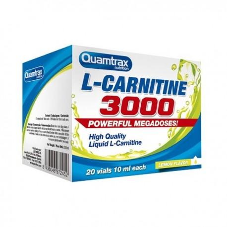 L-Carnitina 3000 De Quamtrax