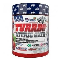 Turbo oxido nitrico (265gramos) Big Nutrition
