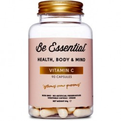 Vitamin C (90 capsulas) Be Essential