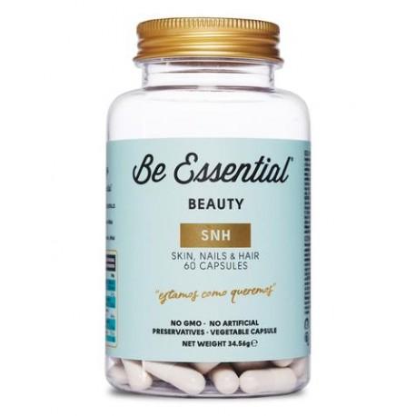 SNH (Skin, Nails, Hair) (60 capsulas) Be Essential