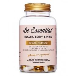 Ideal Period (30 + 30 capsulas) Be Essential
