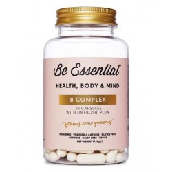 B Complex (30 capsulas) Be Essential