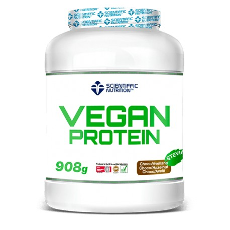 Vegan Protein (908 gramos) Scientiffic Nutrition