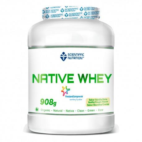 Native Whey (908 Gramos) Scientiffic Nutrition
