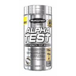 Alphatest (120 Capsulas)