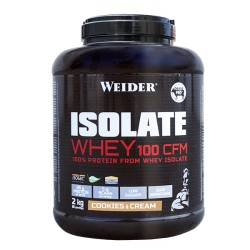 Isolate Whey 100 CFM (2kg) Weider