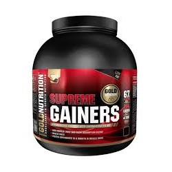 Supreme Gainers (3 kg) Gold Nutrition