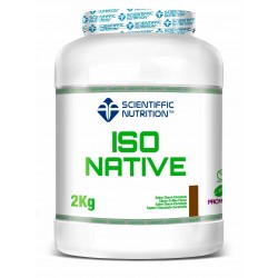 Iso Native (2 Kgs) - Scientiffic Nutrition