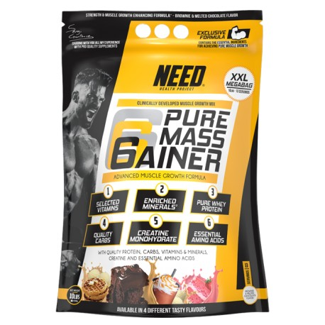 Pure Mass Gainer (Need health Project 4540kg)