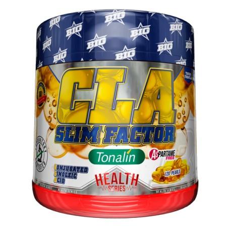 CLA Slim Factor (120 perlas) Big Nutrition