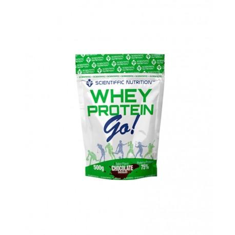 Whey protein go! ( 500g ) - Scientiffic nutrtion