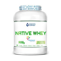 Native Whey (1.8 kg) SCIENTIFFIC NUTRITON