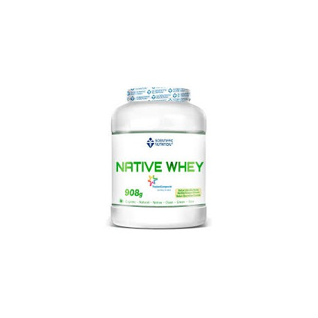 Native Whey (1.8 kg) Scientiffic Nutrition