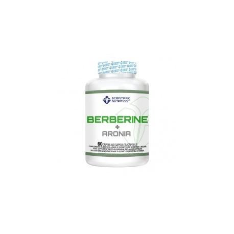 Berberine + Aronia (60 capsulas) Scientiffic Nutrition