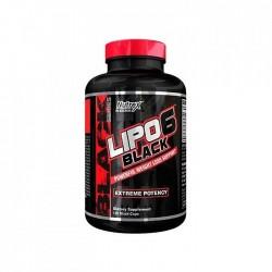 Lipo 6 Black(120 capsulas) Nutrex