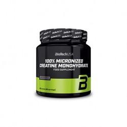 100% Creatine Monohydrate (500 Gramos) Biotech Usa