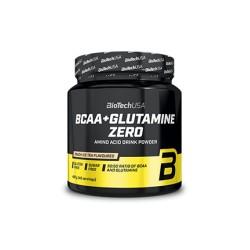Bcaa + Glutamina Zero (480 gr) - BioTech USA
