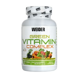 Green Vitamin Complex (90 capsulas) - Weider