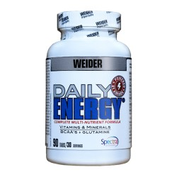 Daily Energy ( 90 tabletas) Weider