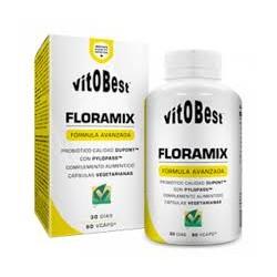Flora Mix (60 cápsulas) VitOBest
