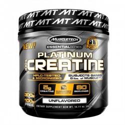 Platinum 100% Creatine (400 Gramos)