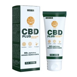 CBD-Plus Cream (75ml) Weider