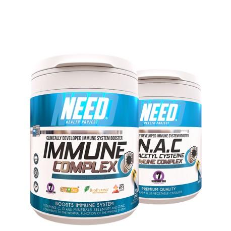 Pack Immune Complex - 90+30 Capsulas [Nedd Supplements]