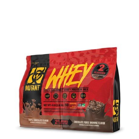 Mutant Whey Triple Chocolate - Brownie ( 1,8 kg)