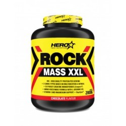 Rock Mass XXL 2800G-Hero Tech Nutrition
