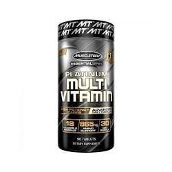 Platinum Multi Vitamin (90 Capsulas) Muscletech