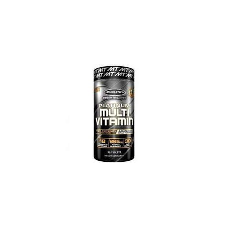 Platinum Multi Vitamin (90 Capsulas)