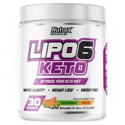 Lipo-6 Keto (288gr) Nutrex