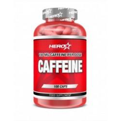 CAFFEINE 100CAPS-Hero Tech Nutrition