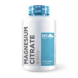 MAGNESIUM CITRATE ( 60 Tables) BMHealth