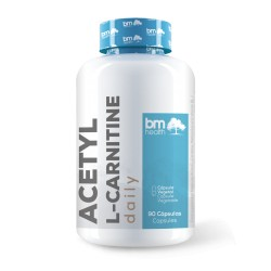 ACETYL L-CARNITINE ( 90 Caps) BMHealth