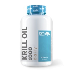 KRILL OIL 1000(60 Perlas)BMHealth