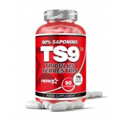 TS9 (90 caps) Hero Tech Nutrition