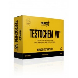 Testochem V8(90 caps)-Hero Tech Nutrition