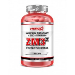 ZM3X(90 caps)-Hero Tech Nutrition