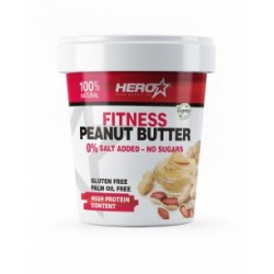 FITNESS PEANUT BUTTER ( 500gr ) - Hero Tech Nutrition