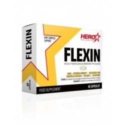 FLEXIN ( 60 caps ) - Hero Tech Nutrition