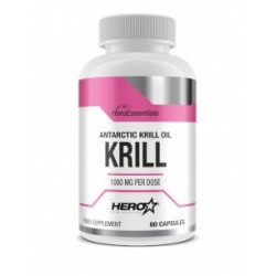 KRILL ( 60 caps ) - Hero Tech Nutrition