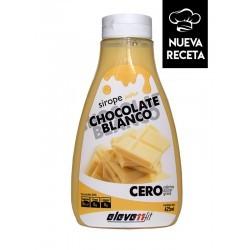 Sirope Chocolate Blanco (425ml) Elevenfit