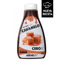 Sirope Caramelo (425ml) Elevenfit
